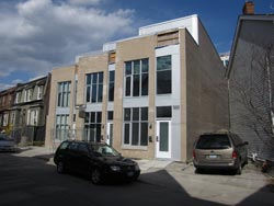 52 Sumach (new townhomes on Bright St)